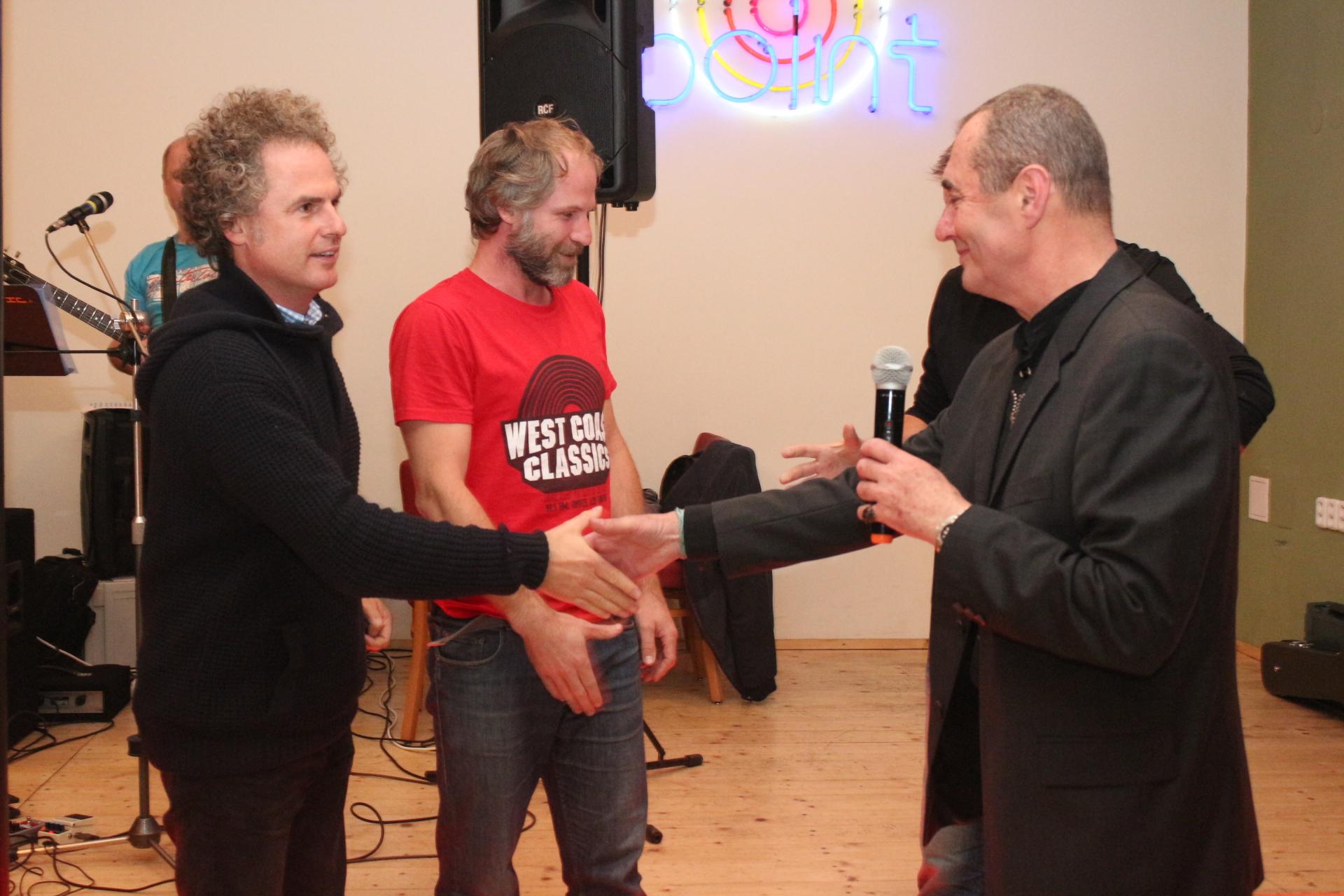 Ondřej Zima a Jan Prušinovský