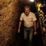 Na obhlídce podzemí u Jiřetína