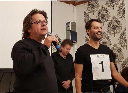 producent Tomáš Hoffman a režisér Martin Horský slavili úspěch Žen v běhu